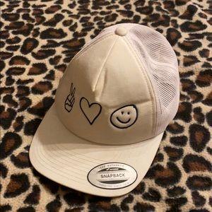 Hurley Merica'  authentic snapback hat
